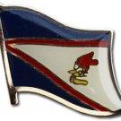 American Samoa Flag Lapel Pin
