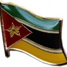 Mozambique Flag Lapel Pin