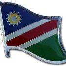 Namibia Flag Lapel Pin
