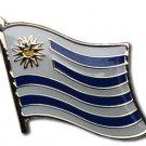 Uruguay Flag Lapel Pin