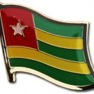 Togo Flag Lapel Pin