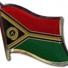 Vanuatu Flag Lapel Pin
