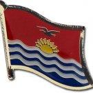 Kiribati Flag Lapel Pin