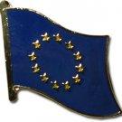 European Union Flag Lapel Pin