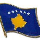 Kosovo (Kosova) Flag Lapel Pin