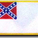 Second Confederate Rectangular Patch