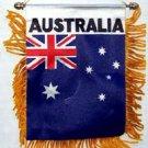 Australia Window Hanging Flag
