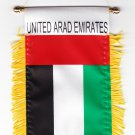 United Arab Emirates Window Hanging Flag