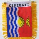 Kiribati Window Hanging Flag
