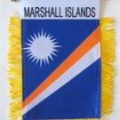 Marshall Islands Window Hanging Flag