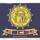 Georgia License Plate (2001-2003)