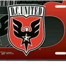DC United License Plate
