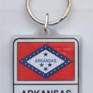 Arkansas Keyring