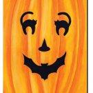 Halloween Face Toland Art Banner