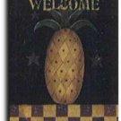 Americana Pineapple Toland Art Banner