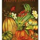 Happy Harvest Toland Art Banner