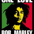 Bob Marley Textile Poster (One Love)