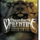 Bullet for My Valentine Textile Poster (Scream Aim Fire)