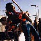 Jimi Hendrix Textile Poster (Stage)