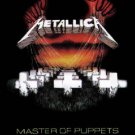 Metallica Textile Poster (Master of Puppets)