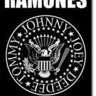 Ramones Textile Poster (Eagle Logo)