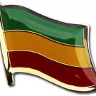 Ethiopia Lapel Pin (Plain)