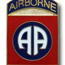82nd Airborne Division Lapel Pin