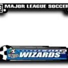 Kansas City Wizards License Plate Frame