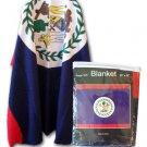 Belize Fleece Blanket