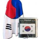South Korea Fleece Blanket