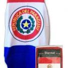 Paraguay Fleece Blanket