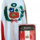 Peru Fleece Blanket