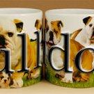 Bulldog - 18 oz. Coffee Mug