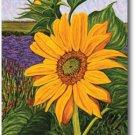 Fields of Gold Toland Art Banner
