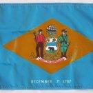 """Delaware - 12""""""""X18"""""""" Nylon Flag"""