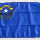 "Nevada - 12""""X18"""" Nylon Flag"