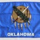 """Oklahoma - 12""""""""X18"""""""" Nylon Flag"""