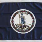"Virginia - 12""""X18"""" Nylon Flag"