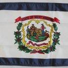 "West Virginia - 12""""X18"""" Nylon Flag"