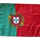 """Portugal - 12""""""""X18"""""""" Nylon Flag"""