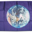 Earth - 2'X3' Nylon Flag (w/ pole hem)