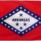 Arkansas - 2'X3' Nylon Flag