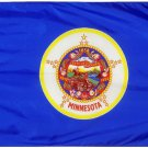Minnesota - 2'X3' Nylon Flag