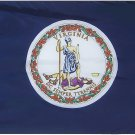 Virginia - 2'X3' Nylon Flag