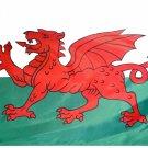 Wales - 2'X3' Nylon Flag