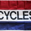 Cycles - 3'X5' Nylon Flag