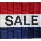 Sale - 3'X5' Nylon Flag (red/white/blue)