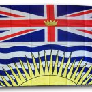 British Columbia - 3'X5' Polyester Flag
