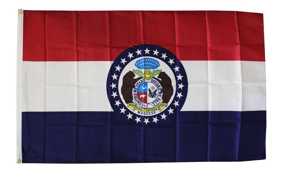 Missouri - 3'X5' Polyester Flag