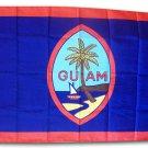Guam - 3'X5' Polyester Flag